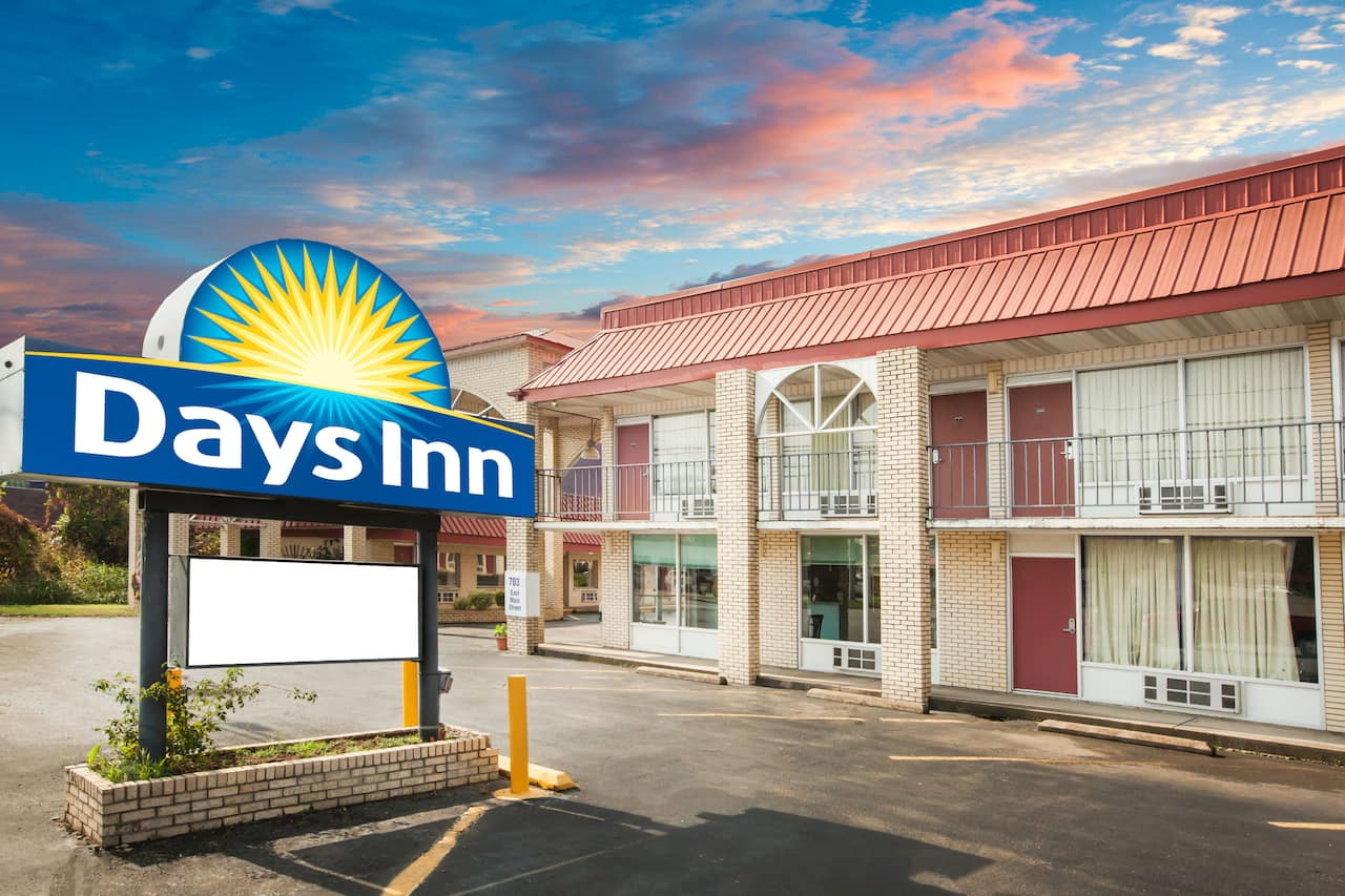 Days Inn Mountain View in Mountain View, Arkansas