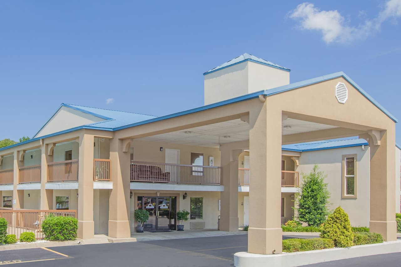 Days Inn & Suites Pine Bluff in Pine Bluff, Arkansas