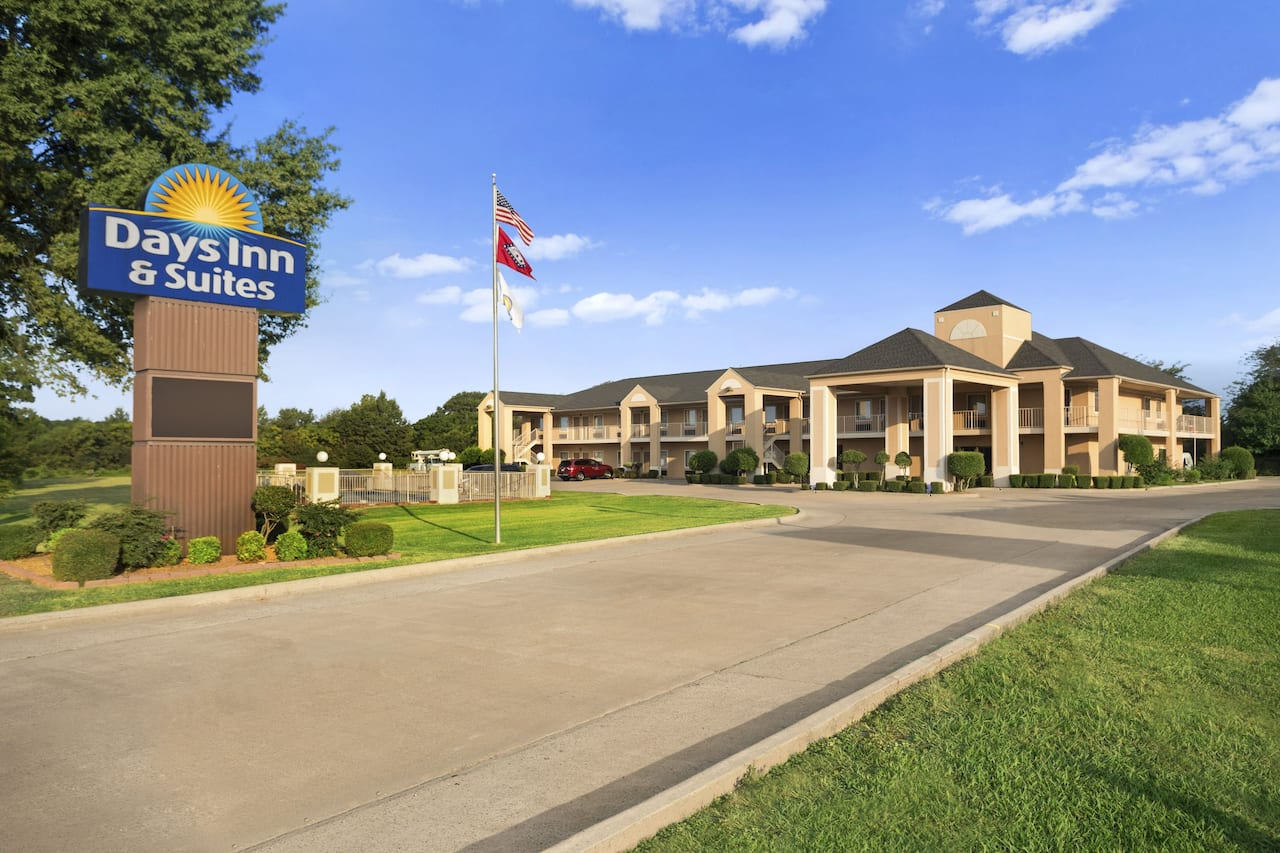 Days Inn & Suites Stuttgart in  Stuttgart,  Arkansas
