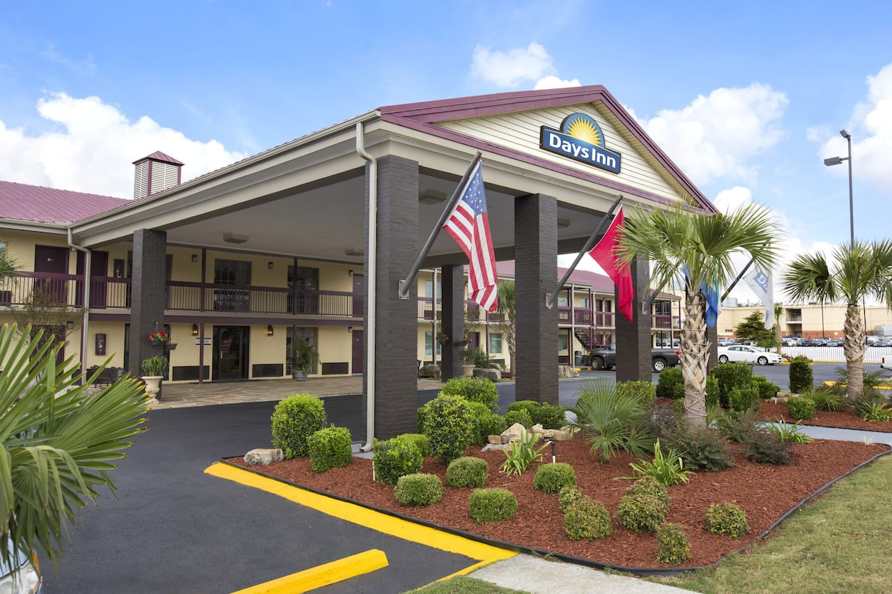 Days Inn West Memphis in Shelby, Tennessee