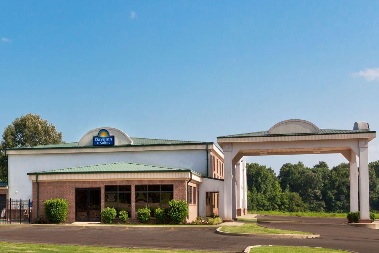 at the Days Inn & Suites Wynne in Wynne, Arkansas