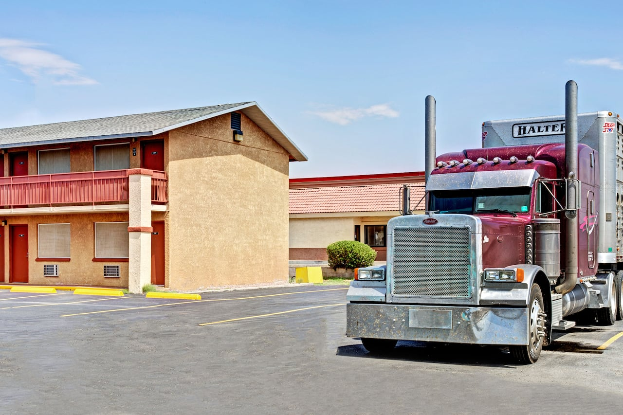 at the Days Inn Eloy in Eloy, Arizona