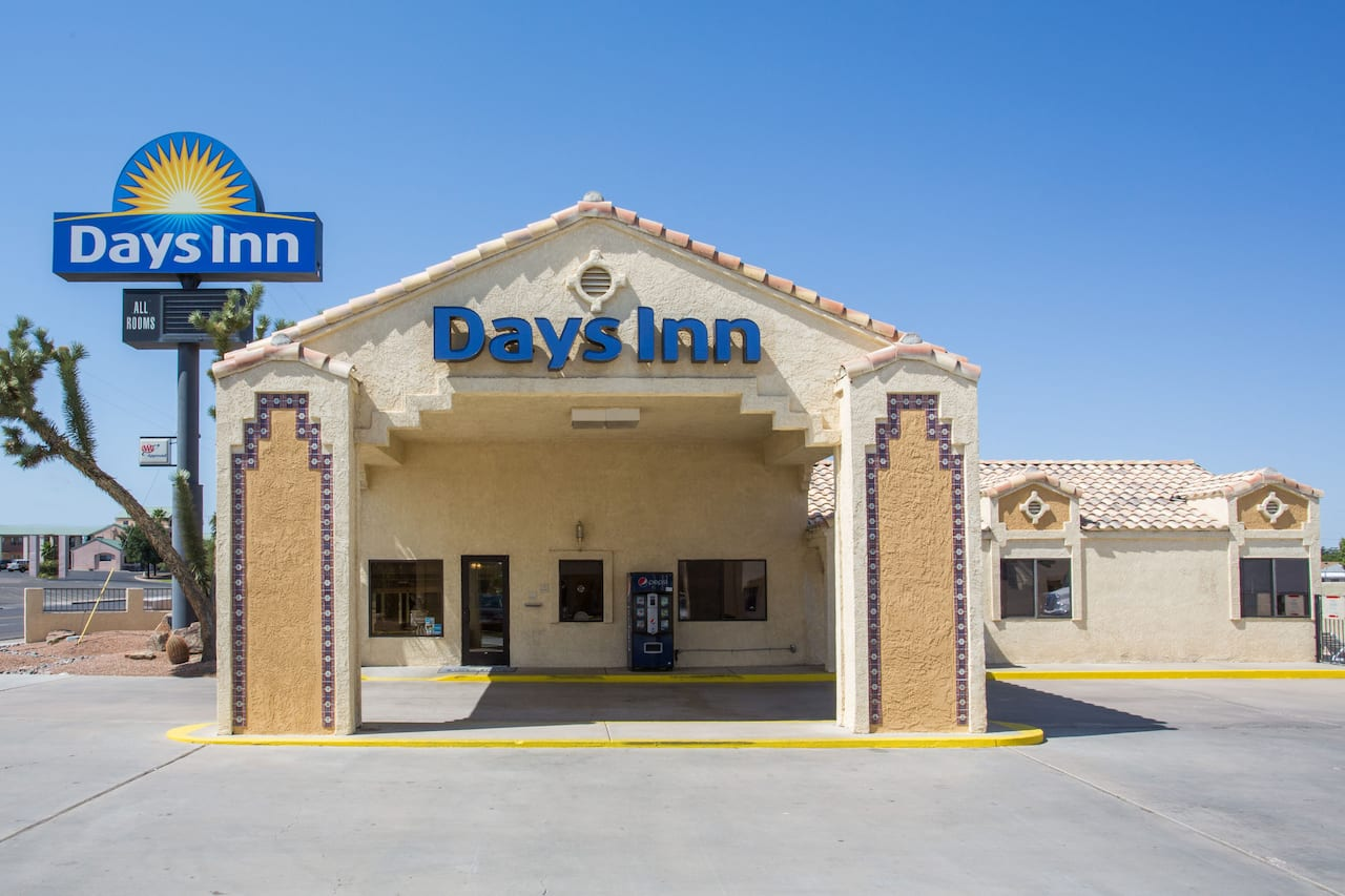 at the Days Inn Kingman West in Kingman, Arizona
