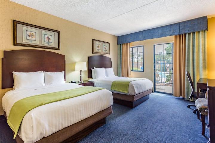 Guest room at the Days Hotel Mesa Near Phoenix in Mesa, Arizona