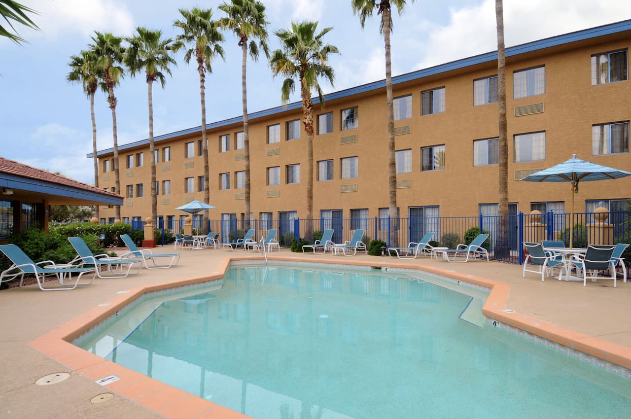at the Days Hotel Mesa Near Phoenix in Mesa, Arizona