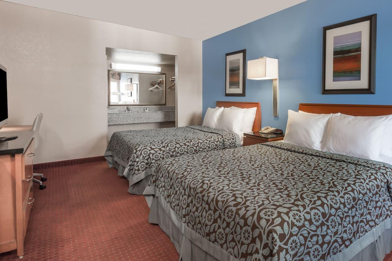 at the Days Inn & Suites Mesa in Mesa, Arizona