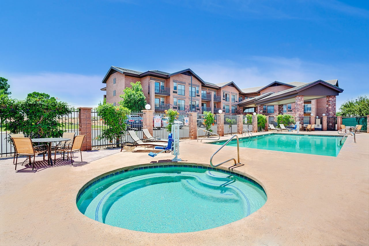 at the Days Inn & Suites Page Lake Powell in Page, Arizona