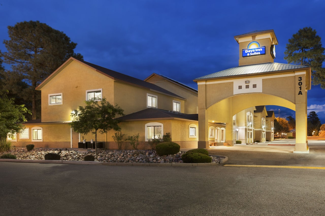 at the Days Inn & Suites Payson in Payson, Arizona