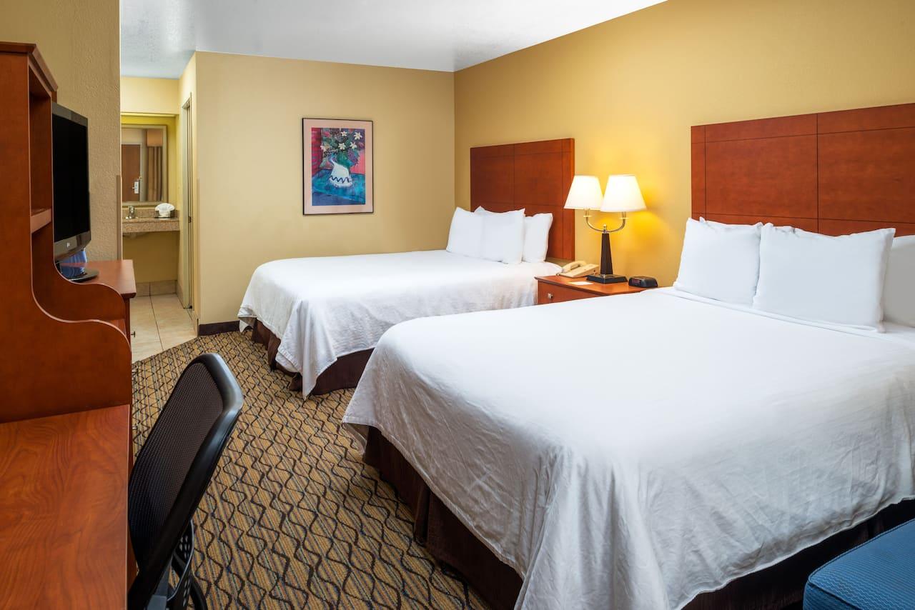 at the Days Inn & Suites Scottsdale North in Scottsdale, Arizona