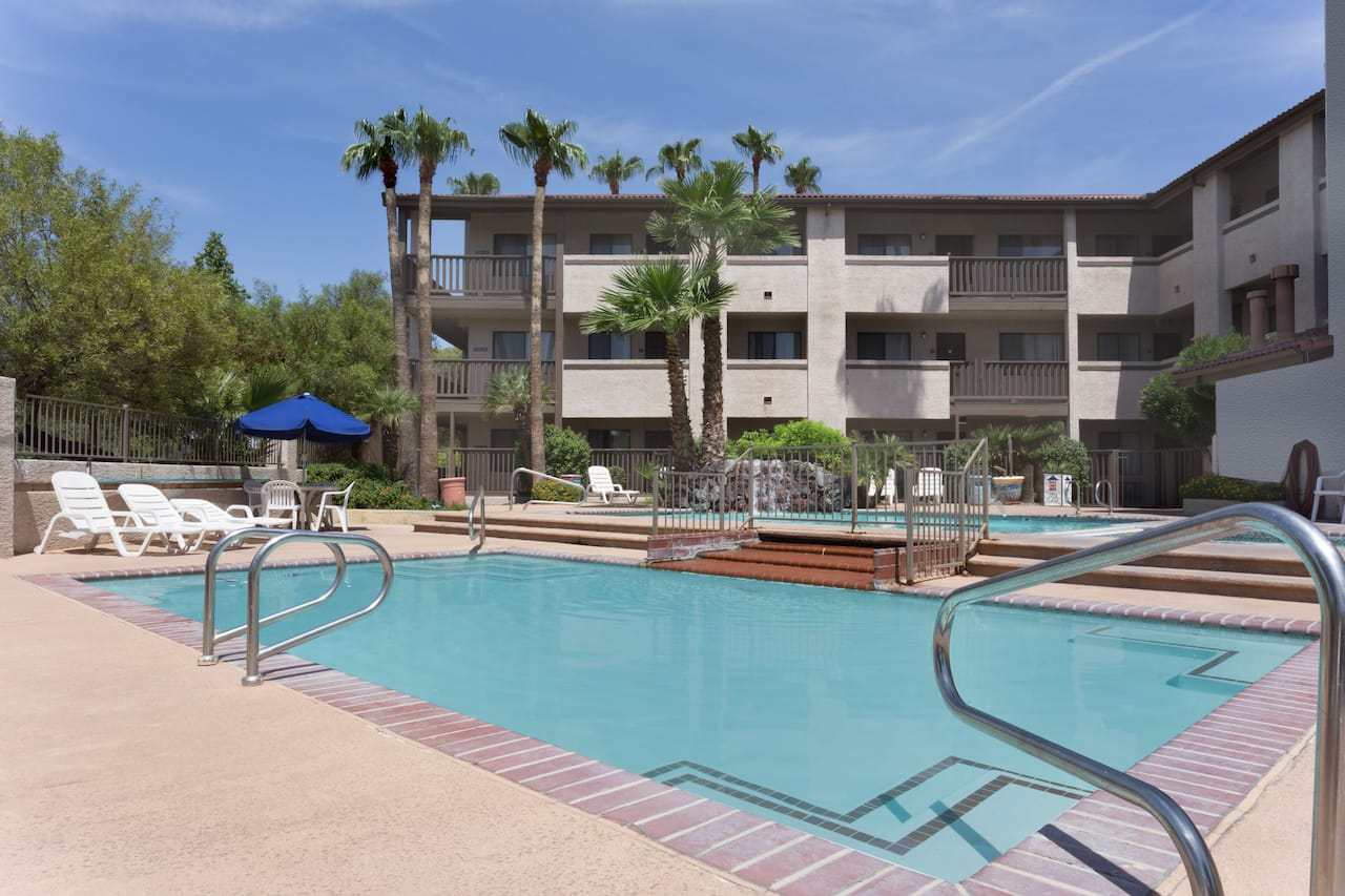 at the Days Inn & Suites Tempe in Tempe, Arizona