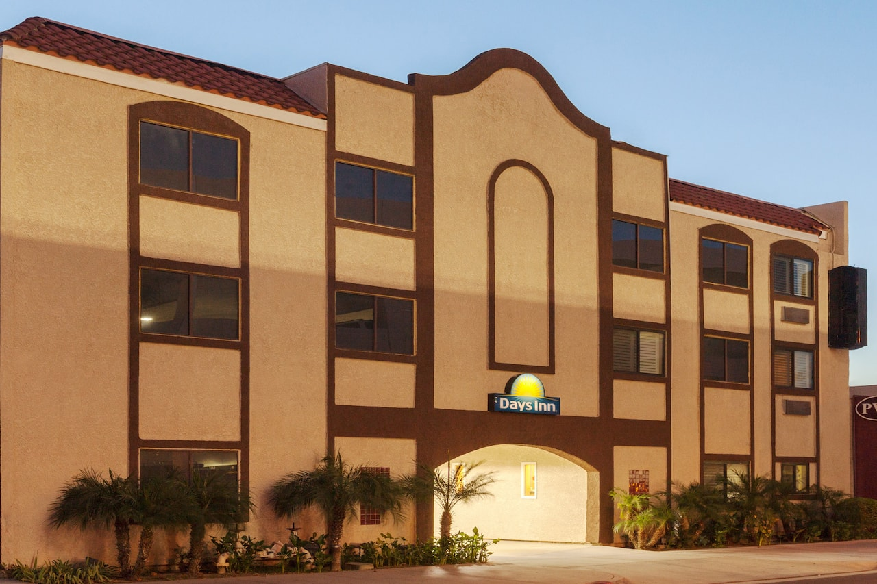 Days Inn Alhambra CA in Los Angeles, California
