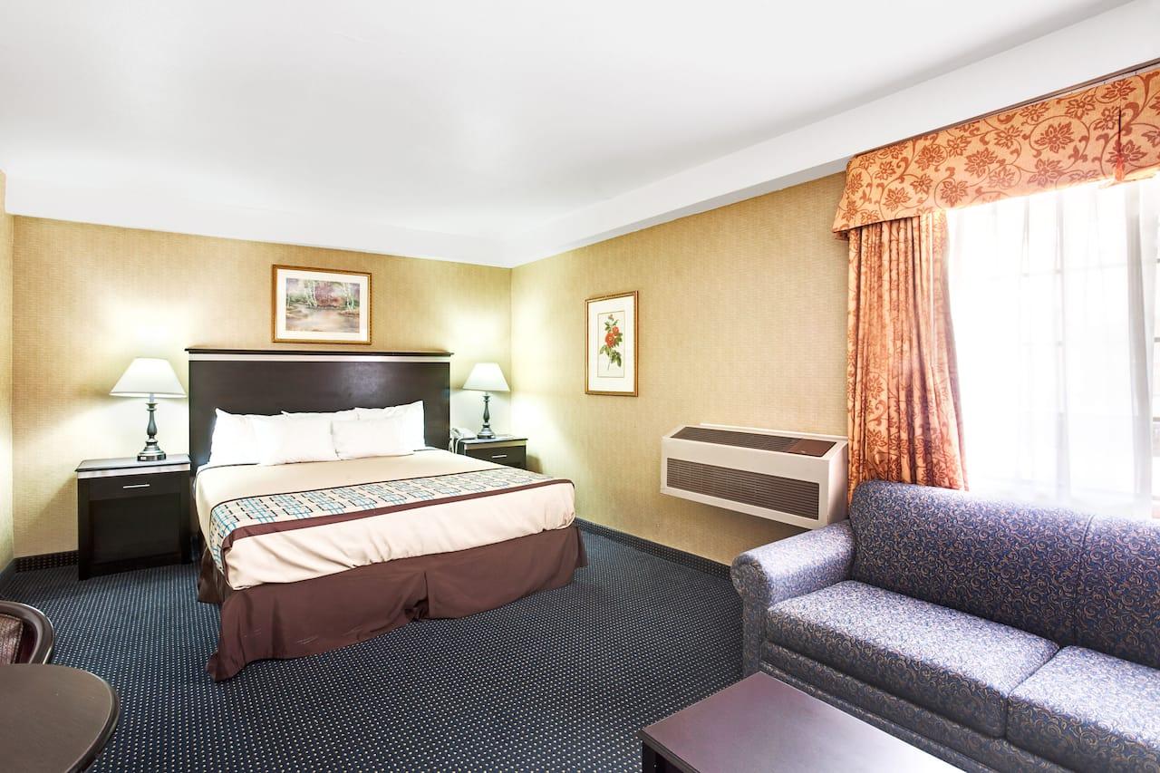 at the Days Inn & Suites Artesia in Artesia, California