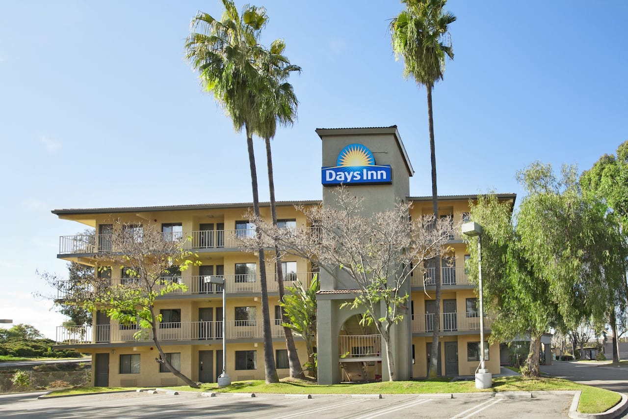 Days Inn Buena Park in Fountain Valley, California
