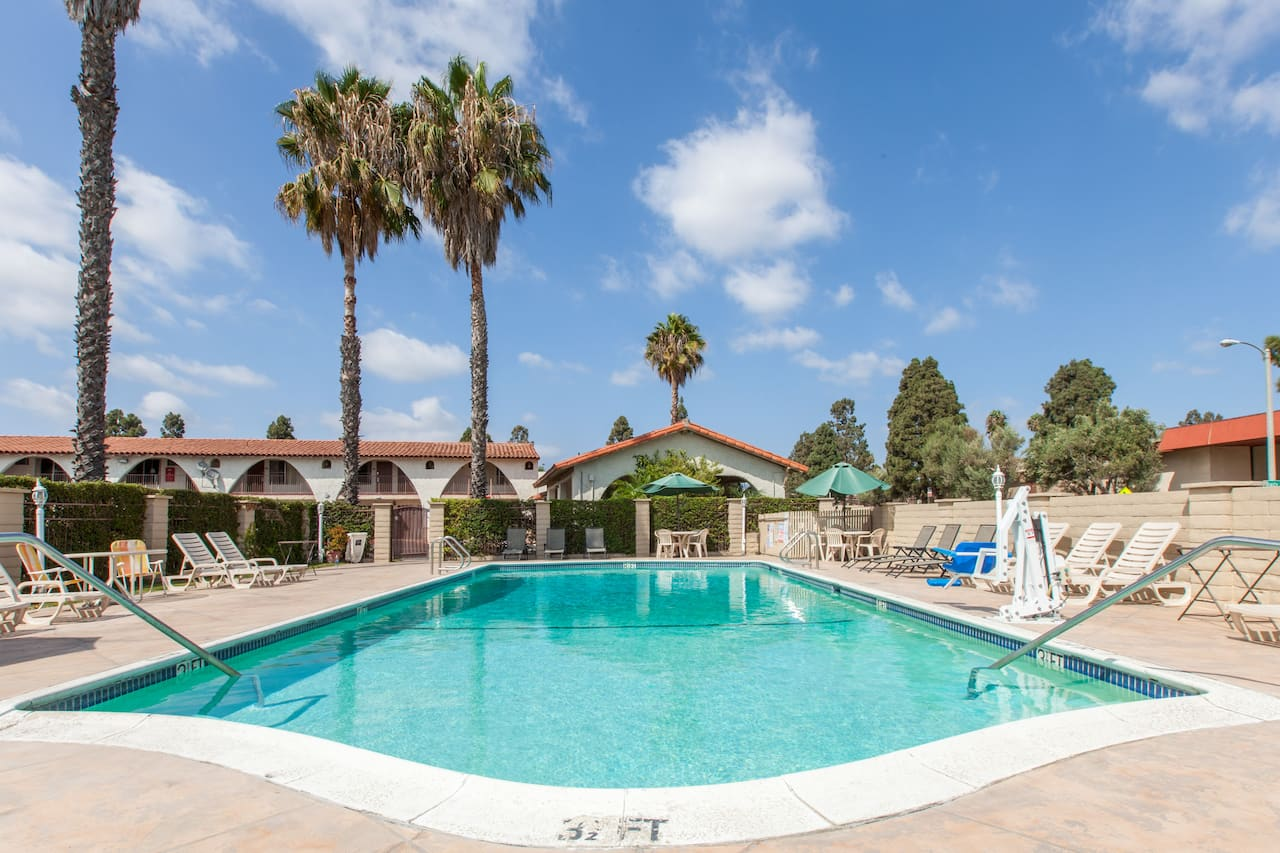 at the Days Inn Camarillo - Ventura in Camarillo, California