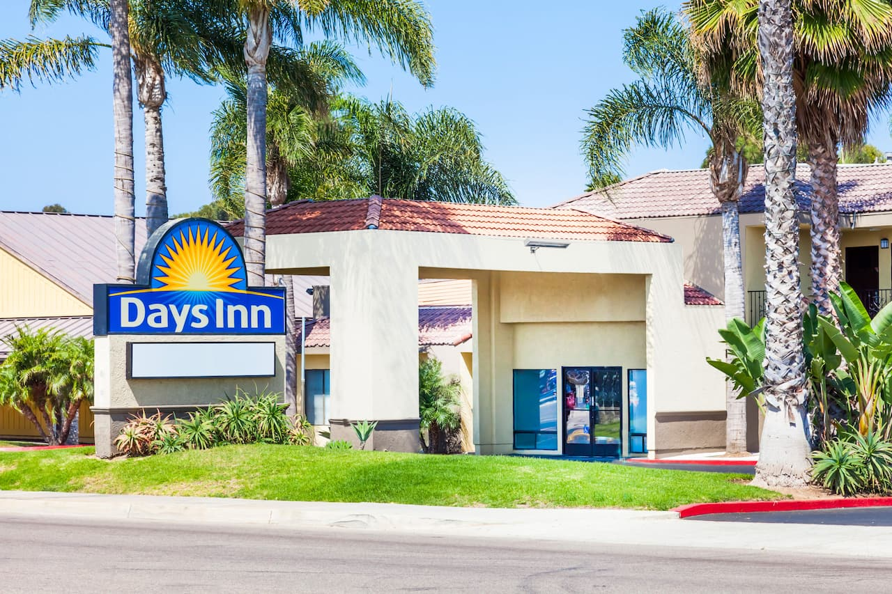 Days Inn by Wyndham San Diego Chula Vista South Bay in  San Diego International Airport - SAN,  California