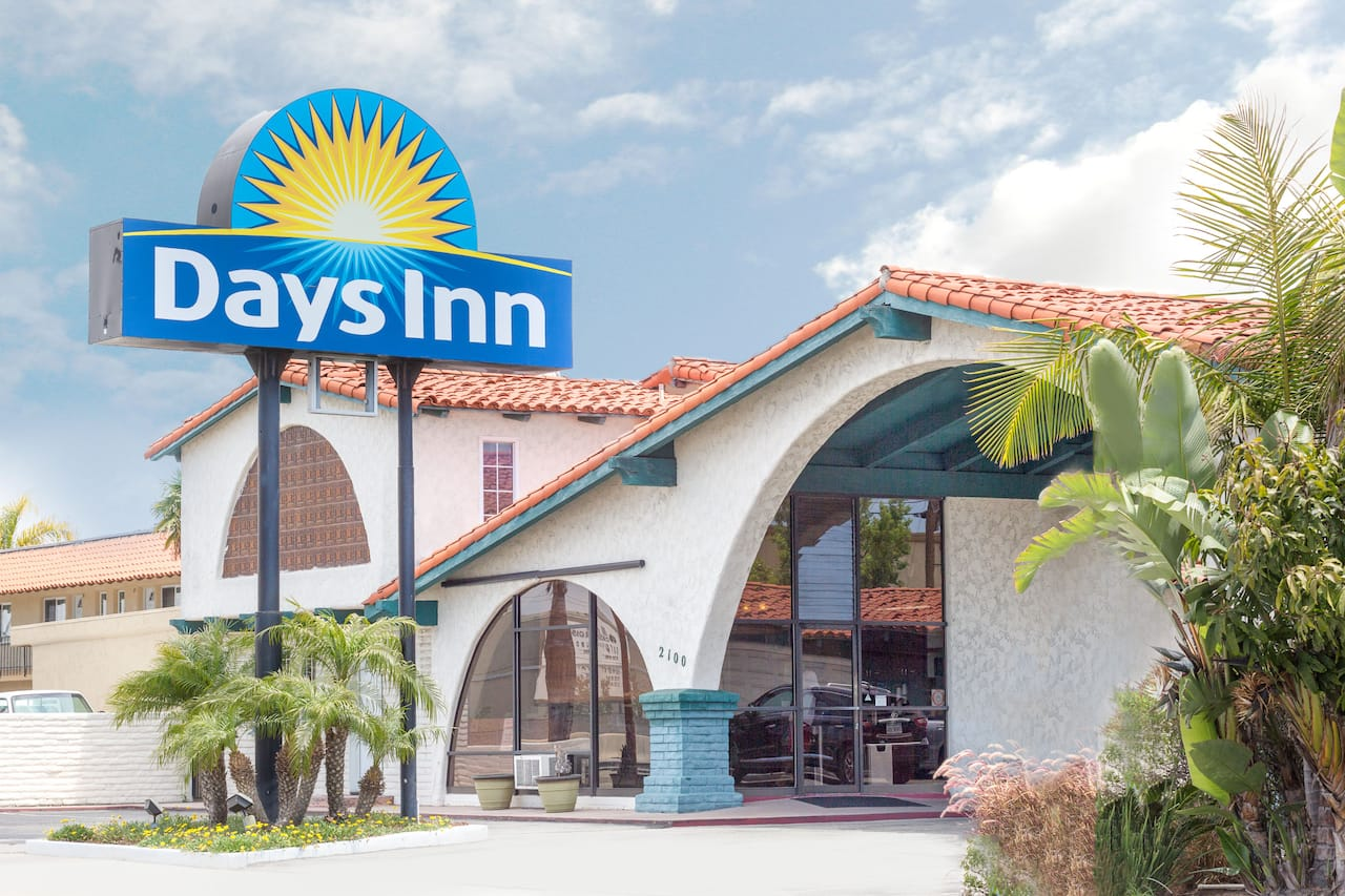 Days Inn Costa Mesa/Newport Beach in  Garden Grove,  California