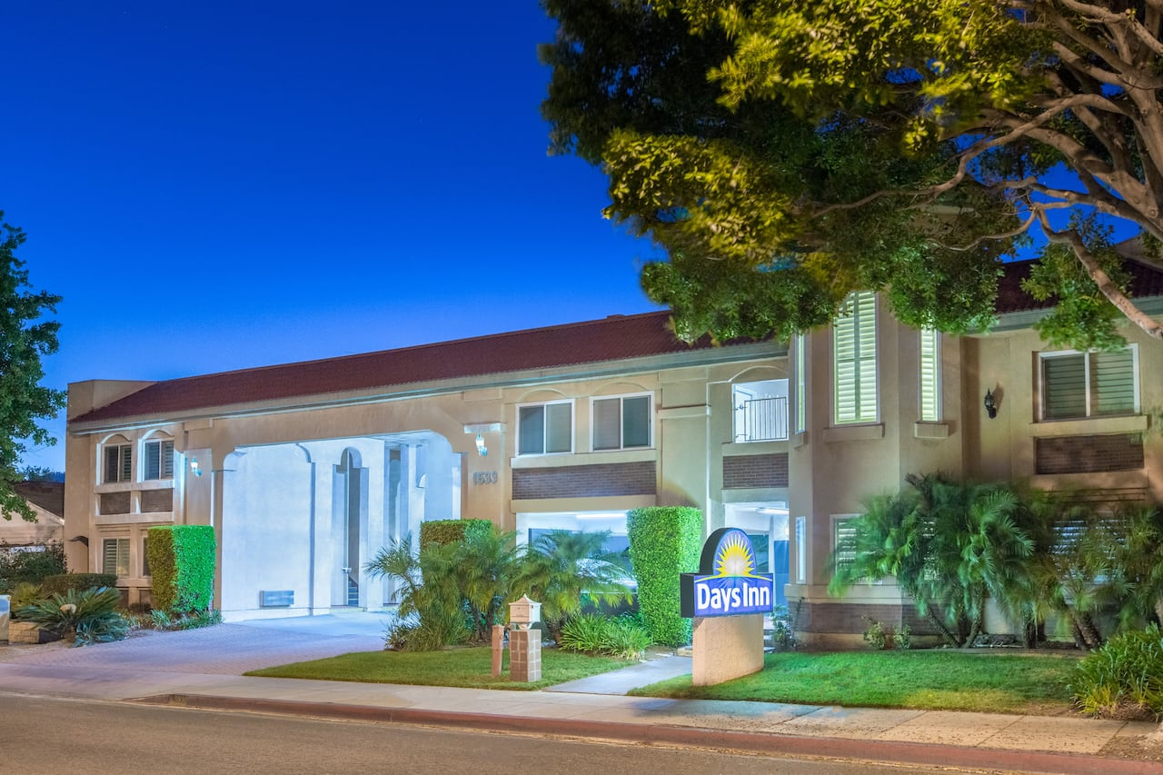 Days Inn Near City Of Hope in Pasadena, California