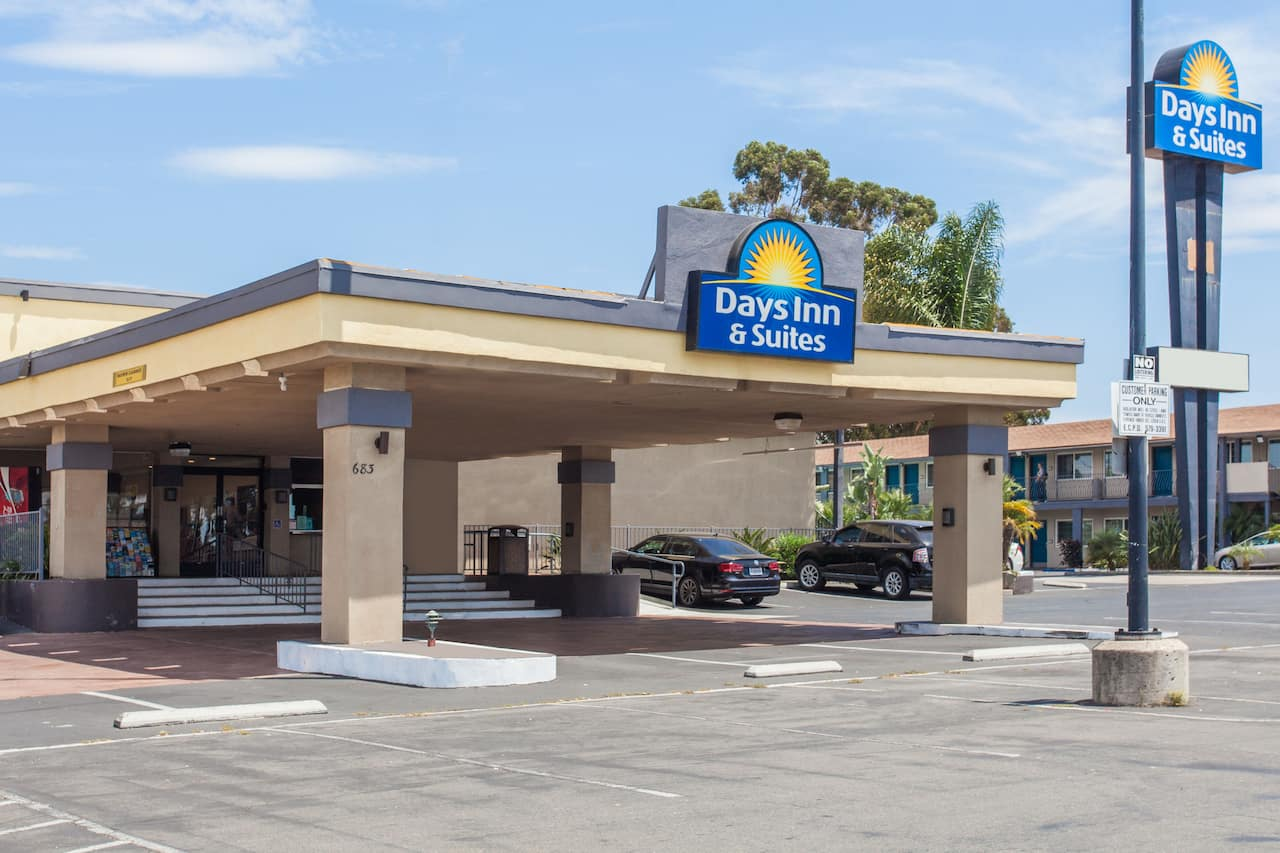 Days Inn by Wyndham San Diego-East/El Cajon in  San Diego International Airport - SAN,  California