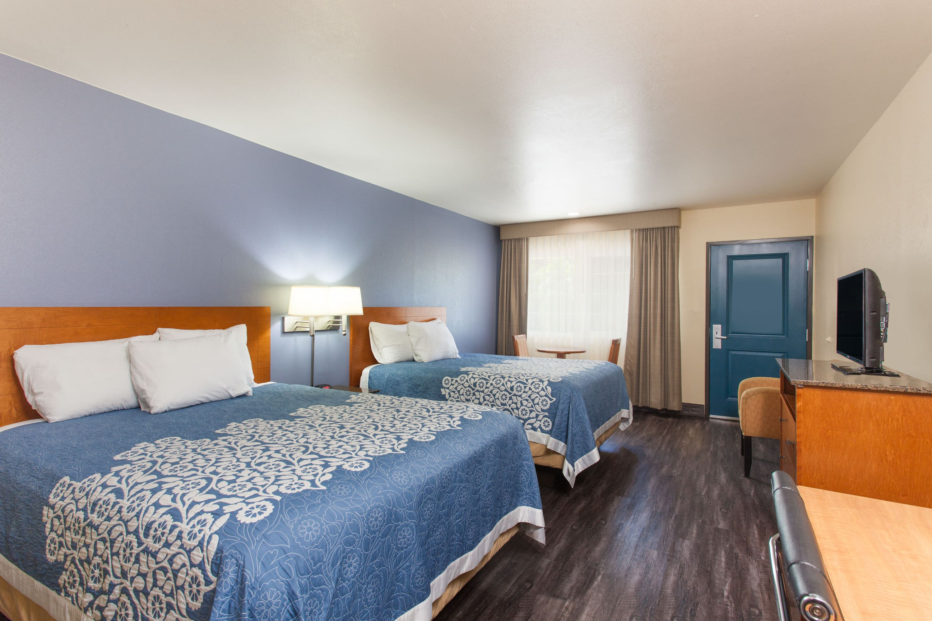 Guest room at the Days Inn San Diego-East/El Cajon in El Cajon, California