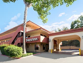 Days Inn Encinitas Moonlight Beach in  San Marcos,  California