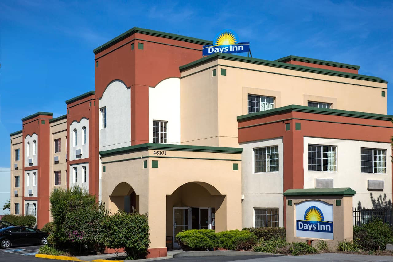 Days Inn Fremont in Sunnyvale, California