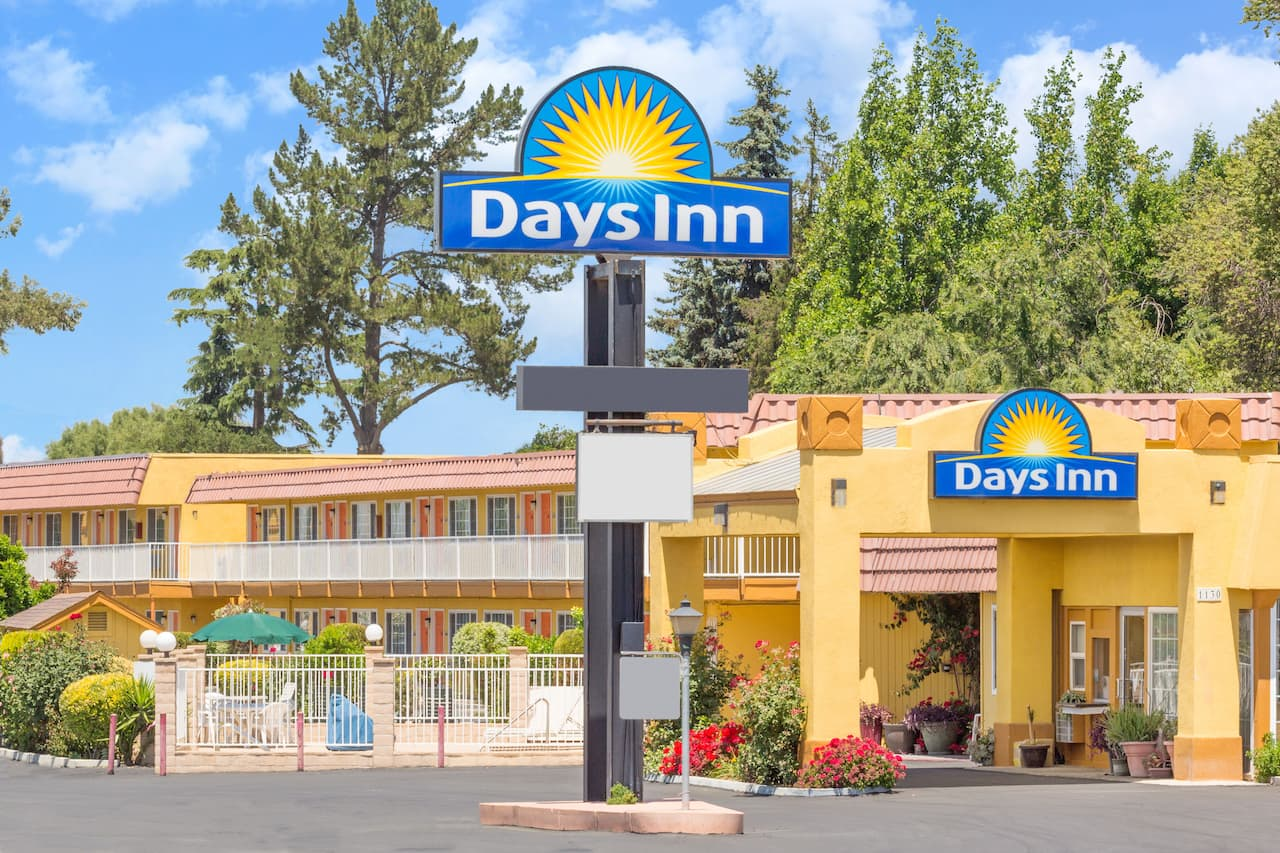 at the Days Inn King City in King City, California