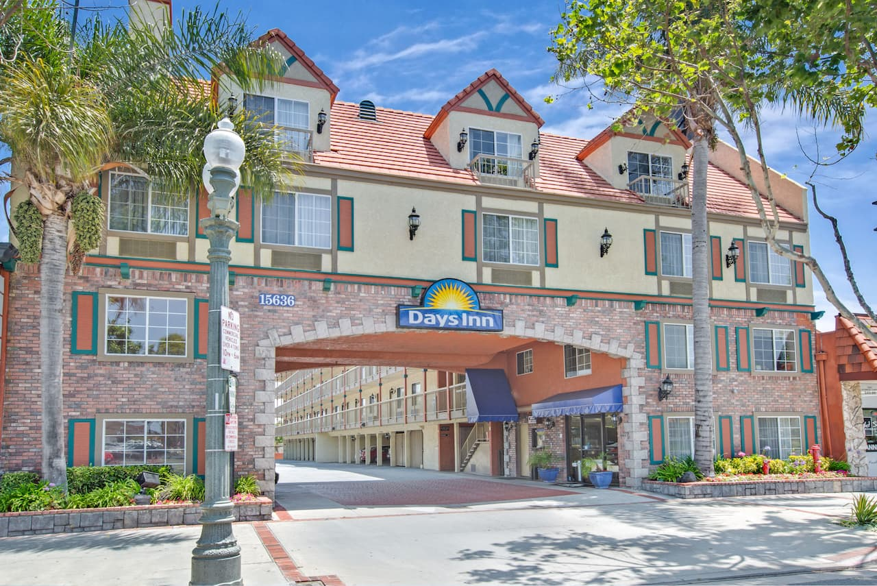 Days Inn Los Angeles LAX/ Redondo And Manhattan Beach in  Alhambra,  California