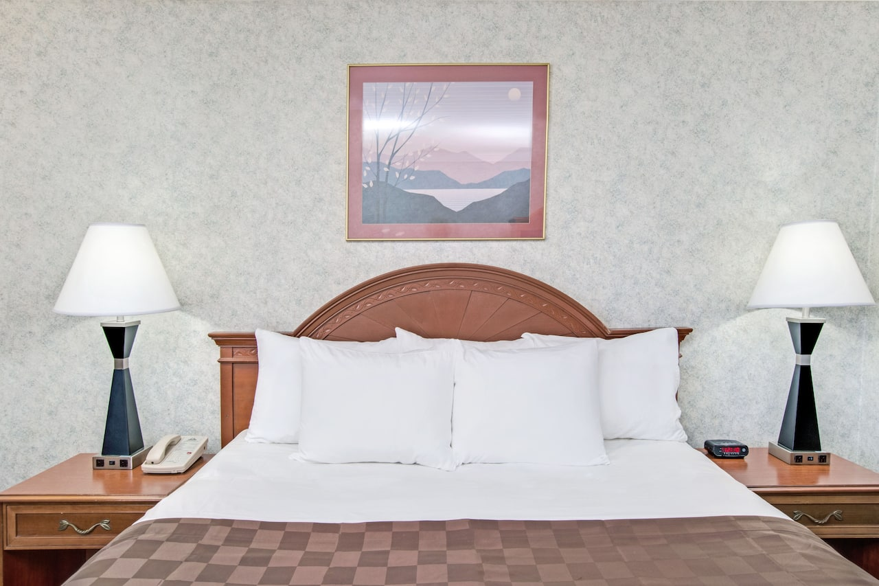 at the Days Inn Los Angeles LAX/ Redondo And Manhattan Beach in Lawndale, California