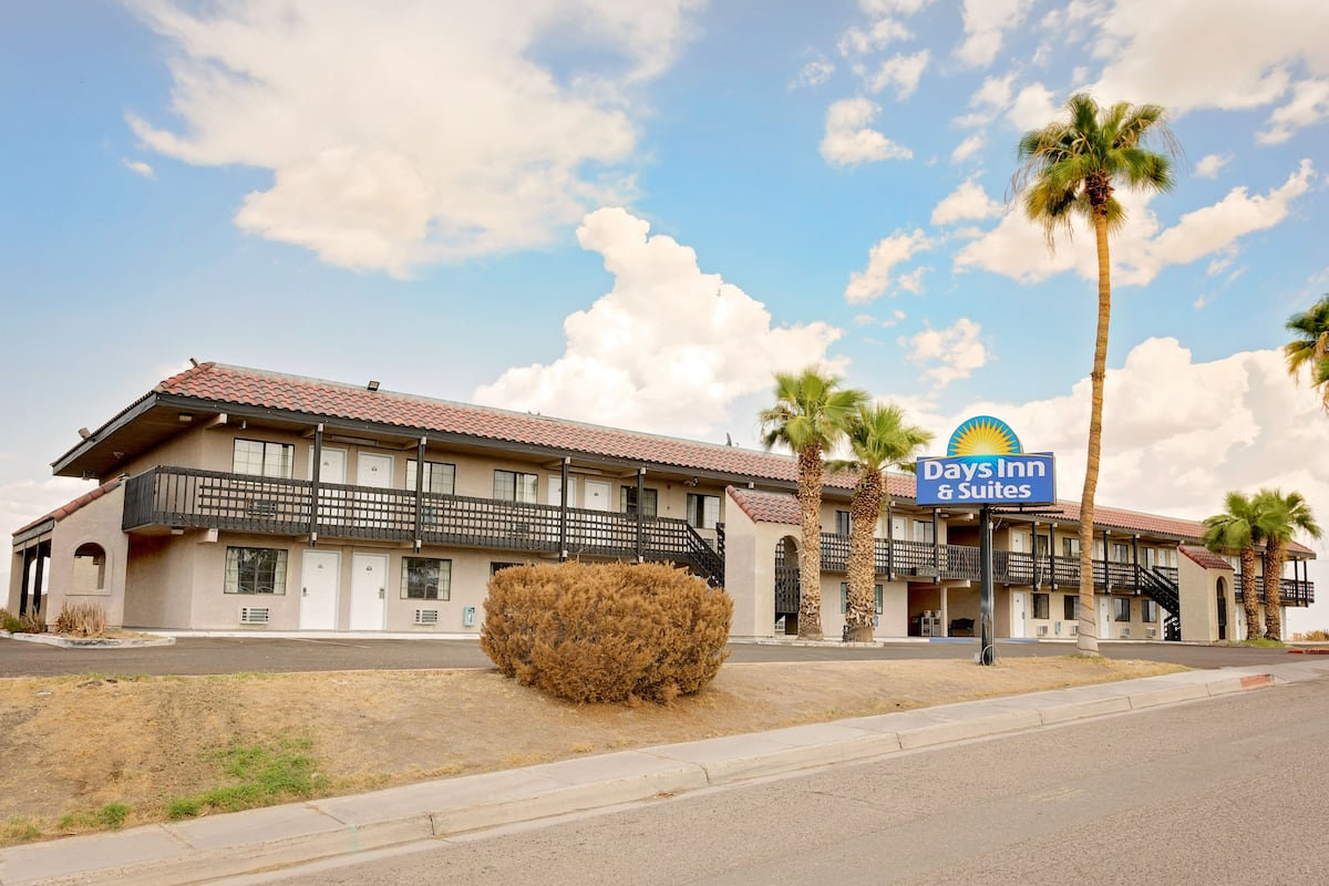 Days Inn Suites By Wyndham Needles