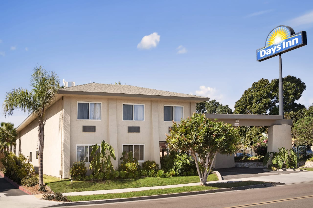 Days Inn Oceanside in Carlsbad, California