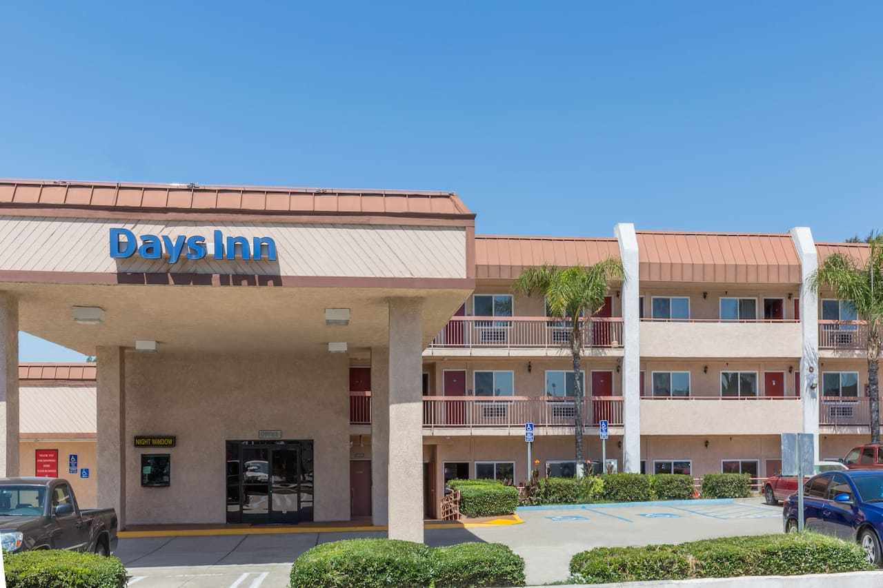 Days Inn Ontario Airport in Pomona, California