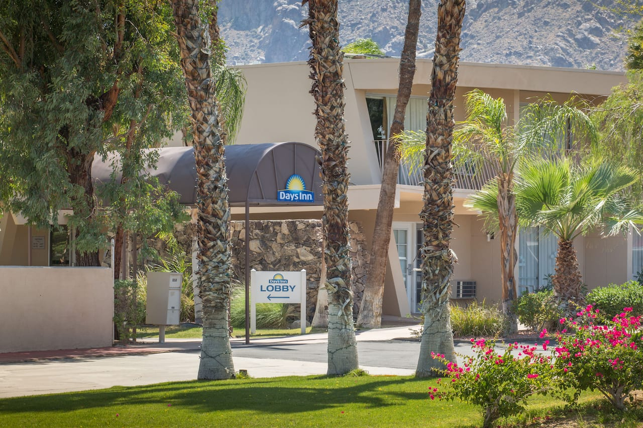 Days Inn Palm Springs in Yucca Valley, California