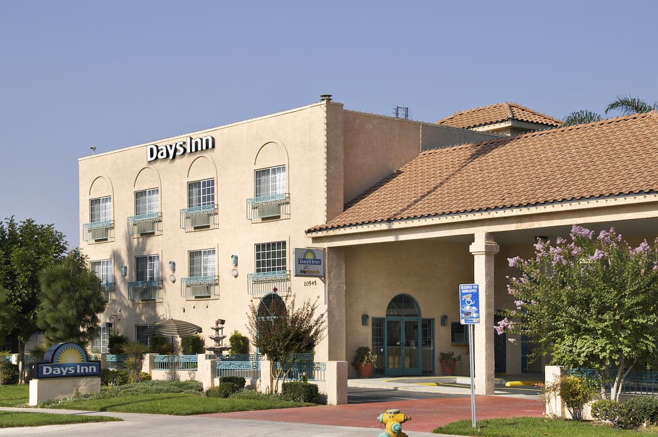 Days Inn Riverside Tyler Mall in Ranch Cucamonga, California