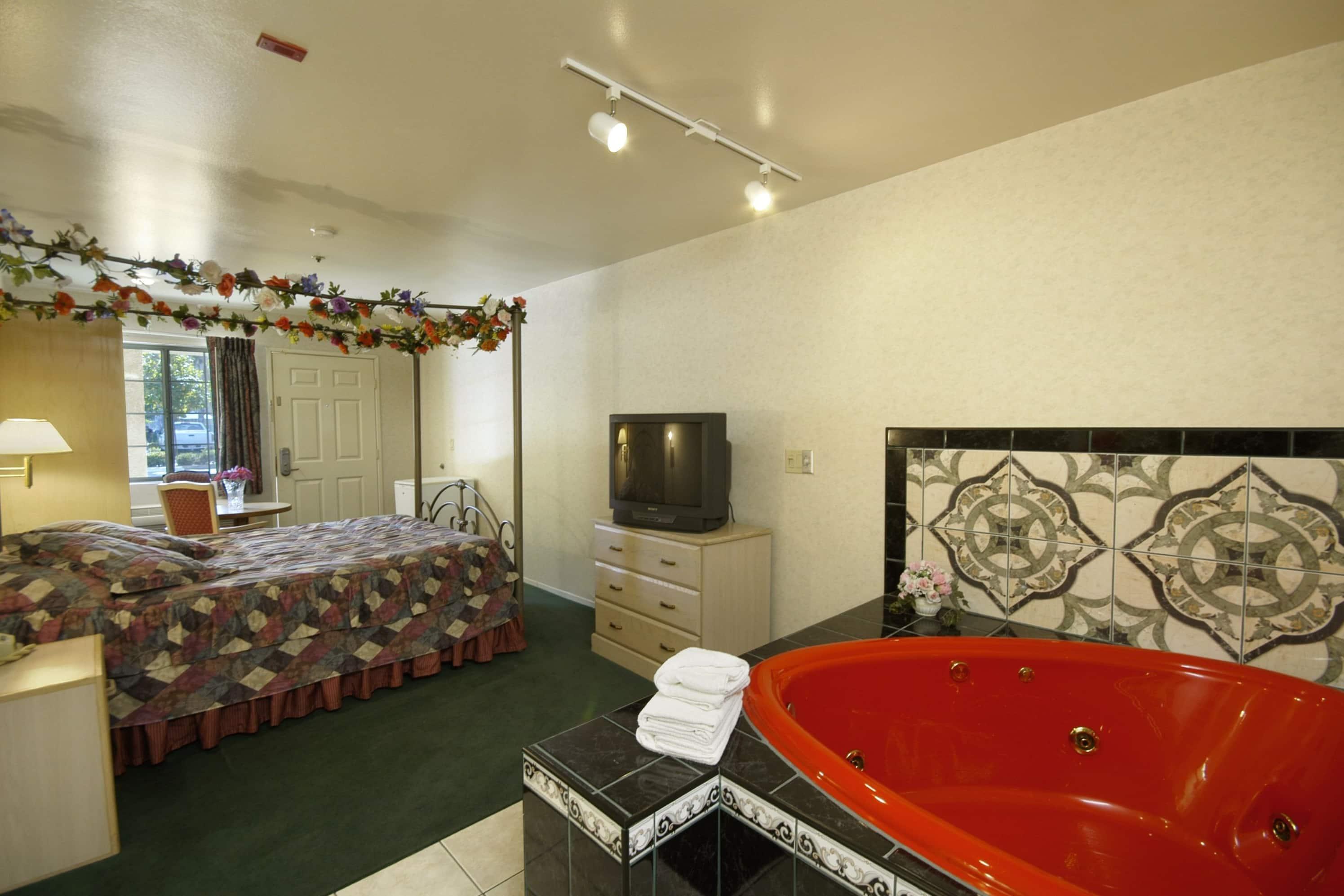 Days Inn Riverside Tyler Mall suite in Riverside, California