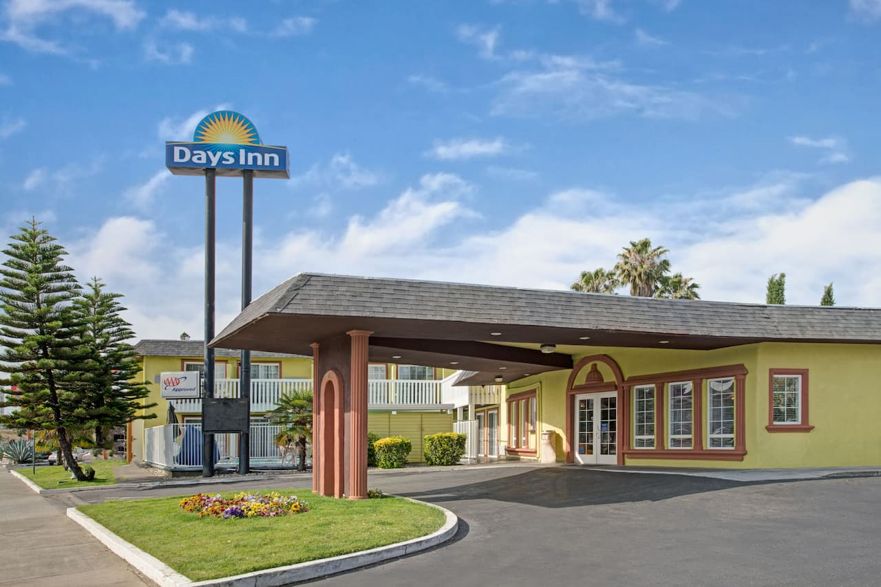 Days Inn Sacramento Downtown in  Davis,  California