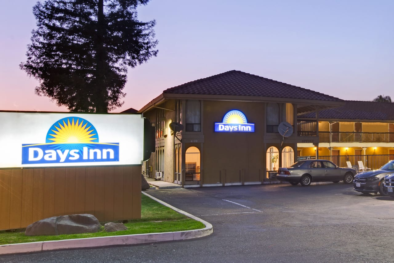 Days Inn San Jose Convention Center in  Morgan Hill,  California