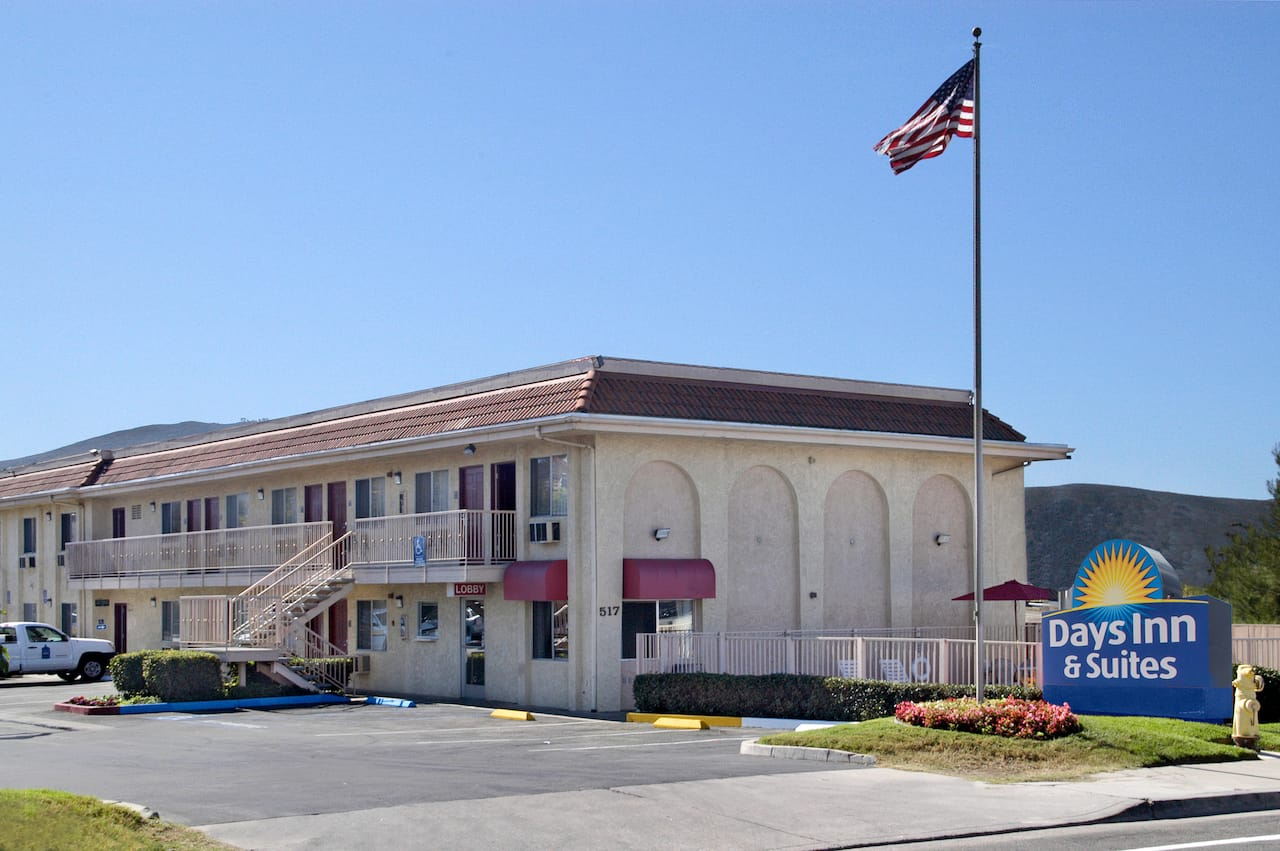 Days Inn San Marcos in Oceanside, California