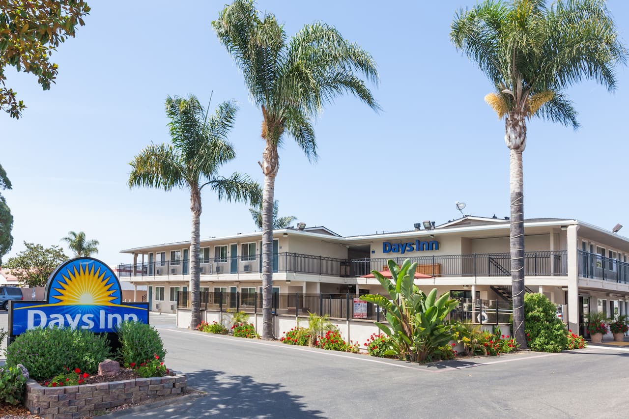 Days Inn Santa Maria in Santa Maria, California