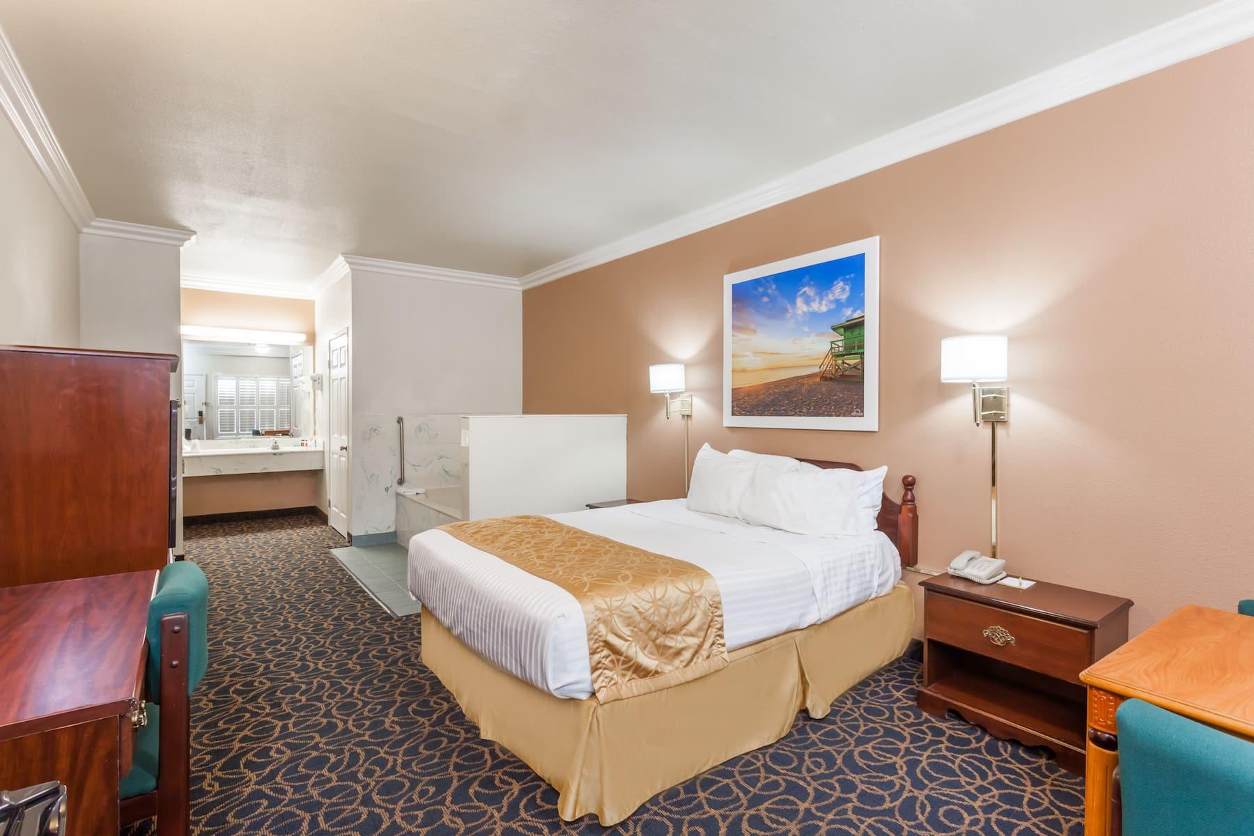 Days Inn Amp Suites By Wyndham South Gate South Gate Ca
