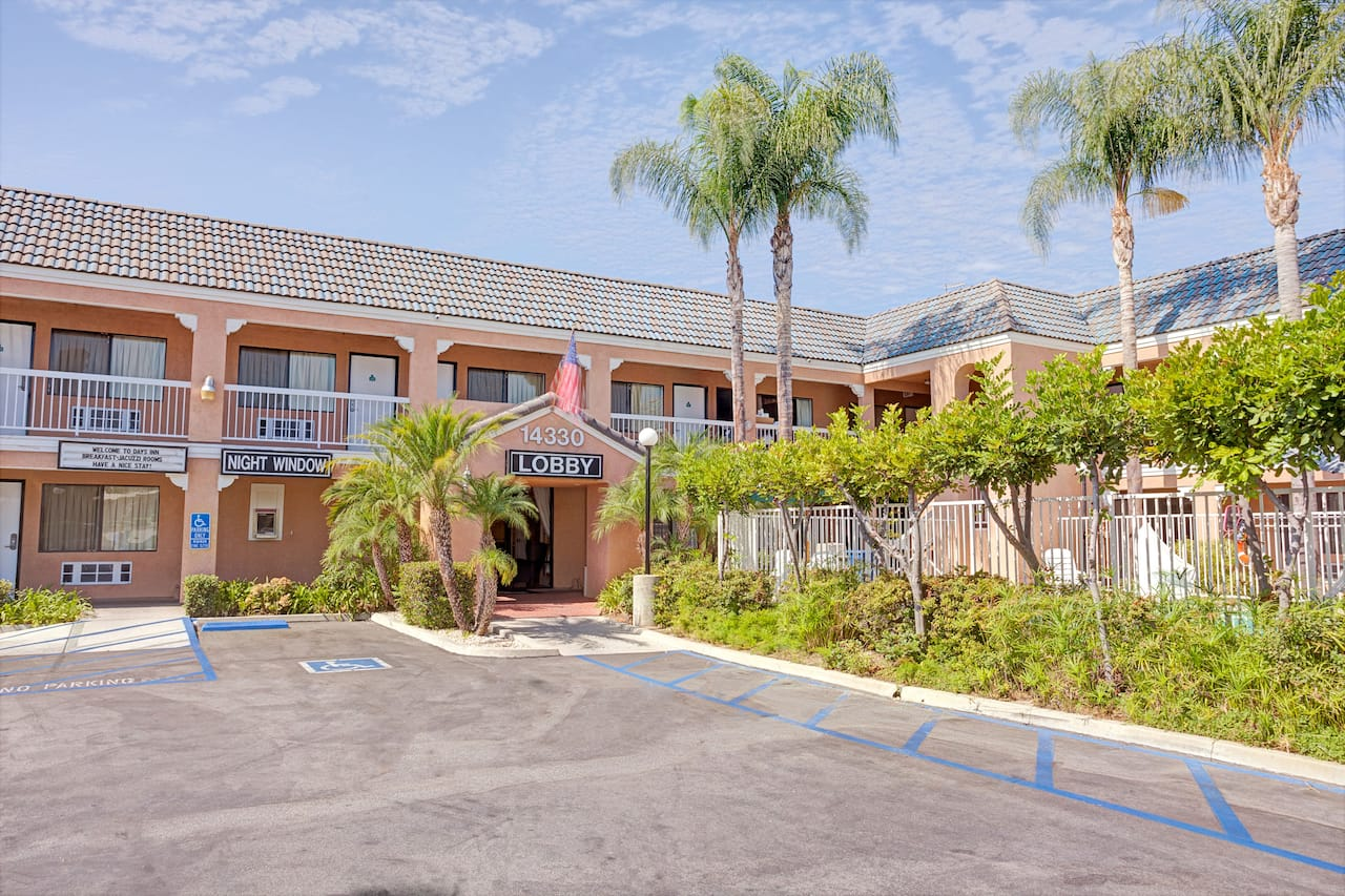 Days Inn Whittier Los Angeles in Fountain Valley, California