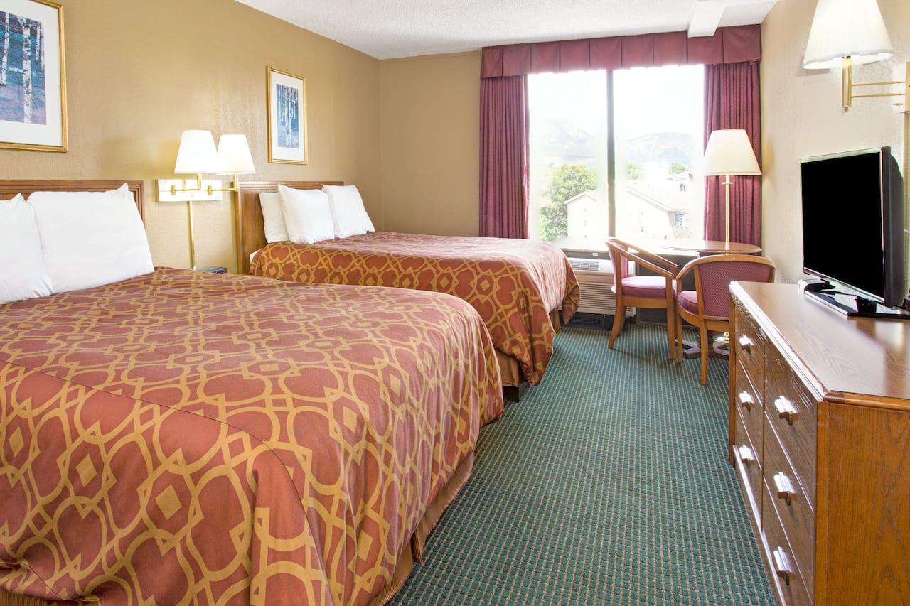 at the Days Hotel Boulder in Boulder, Colorado