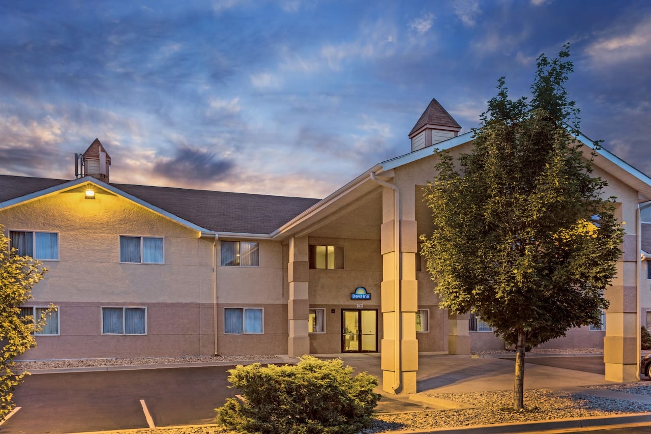 Days Inn Colorado Springs Airport in  Colorado Springs,  Colorado