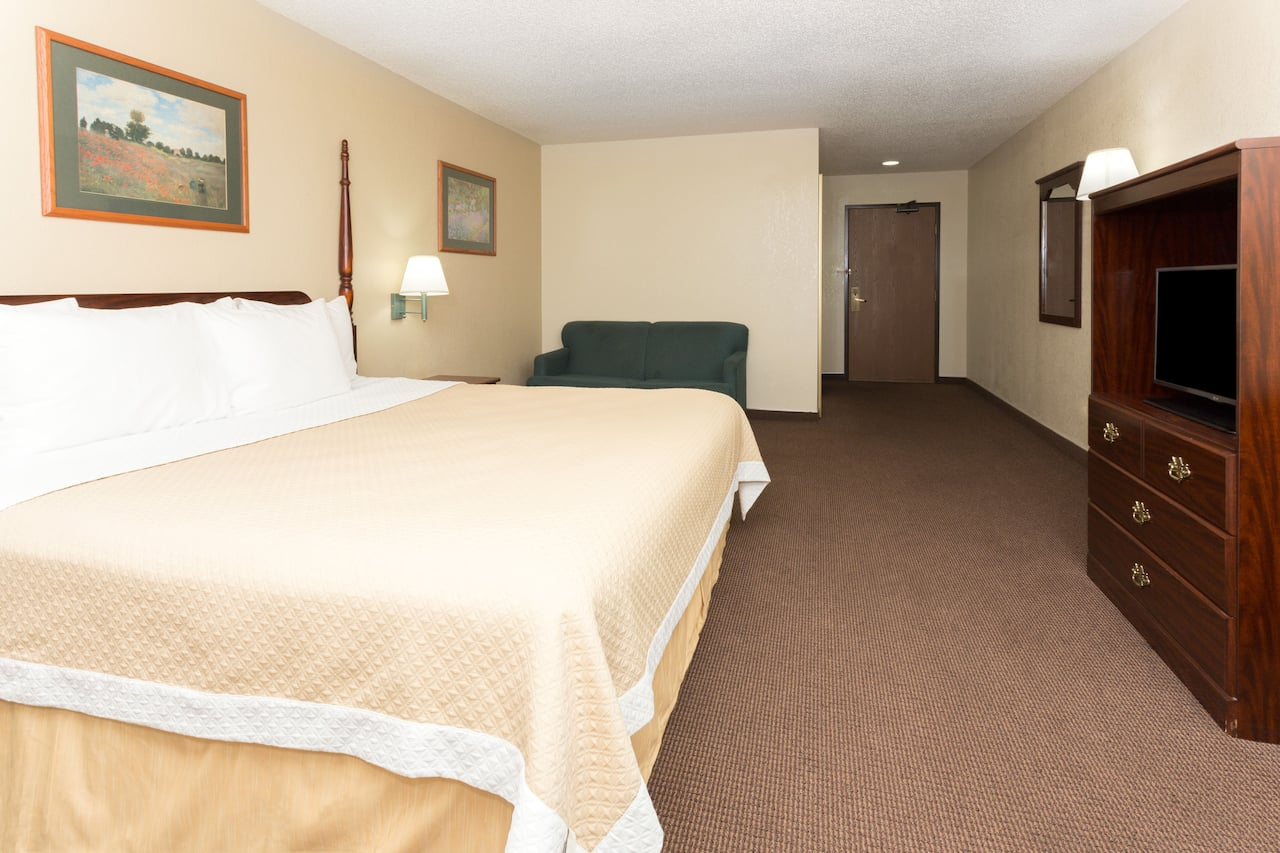 at the Days Inn Colorado Springs Airport in Colorado Springs, Colorado