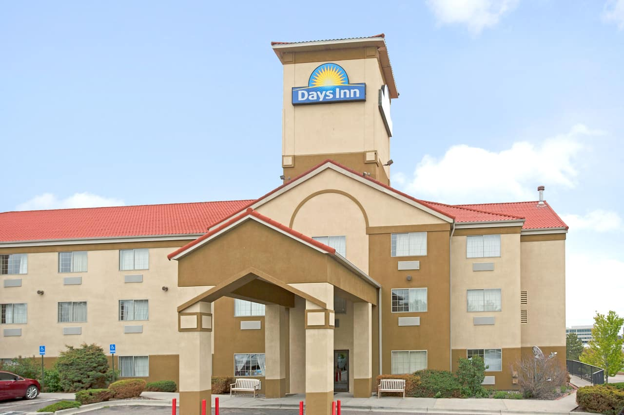 at the Days Inn Englewood Denver Tech Center in Englewood, Colorado