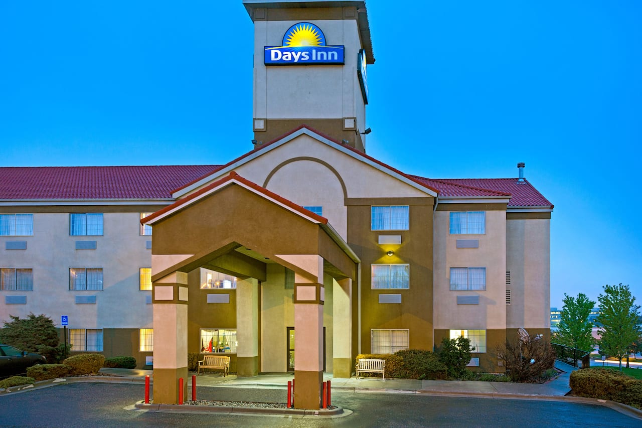 Days Inn Englewood Denver Tech Center in Greenwood Village, Colorado