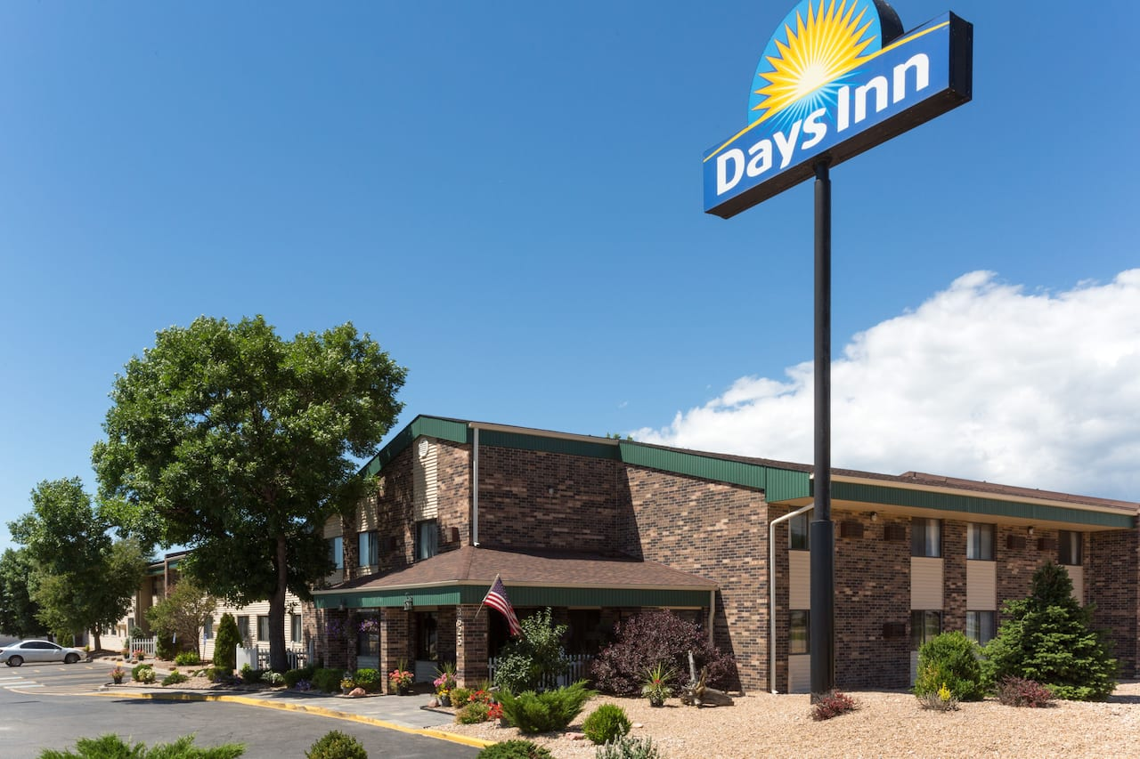 at the Days Inn Fort Collins in Fort Collins, Colorado