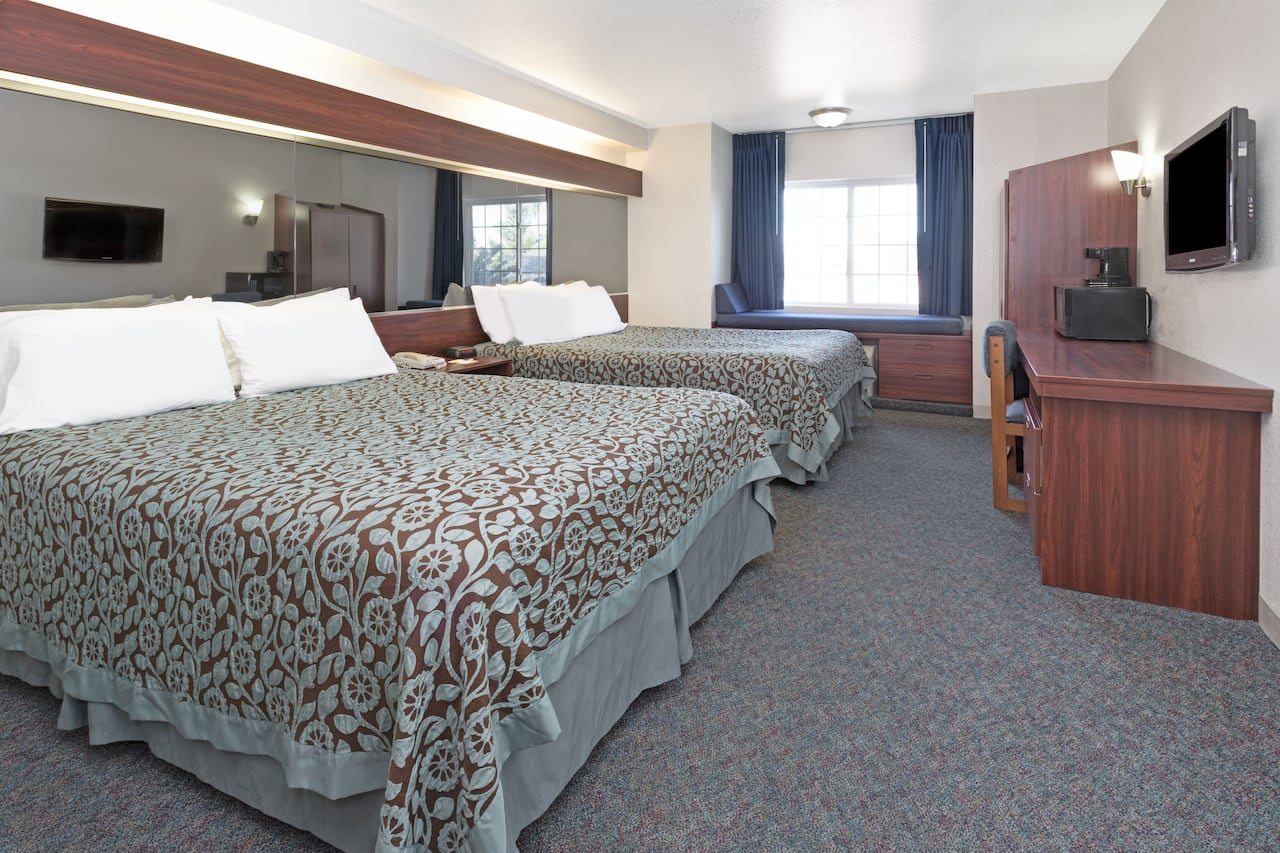 at the Days Inn Greeley in Greeley, Colorado