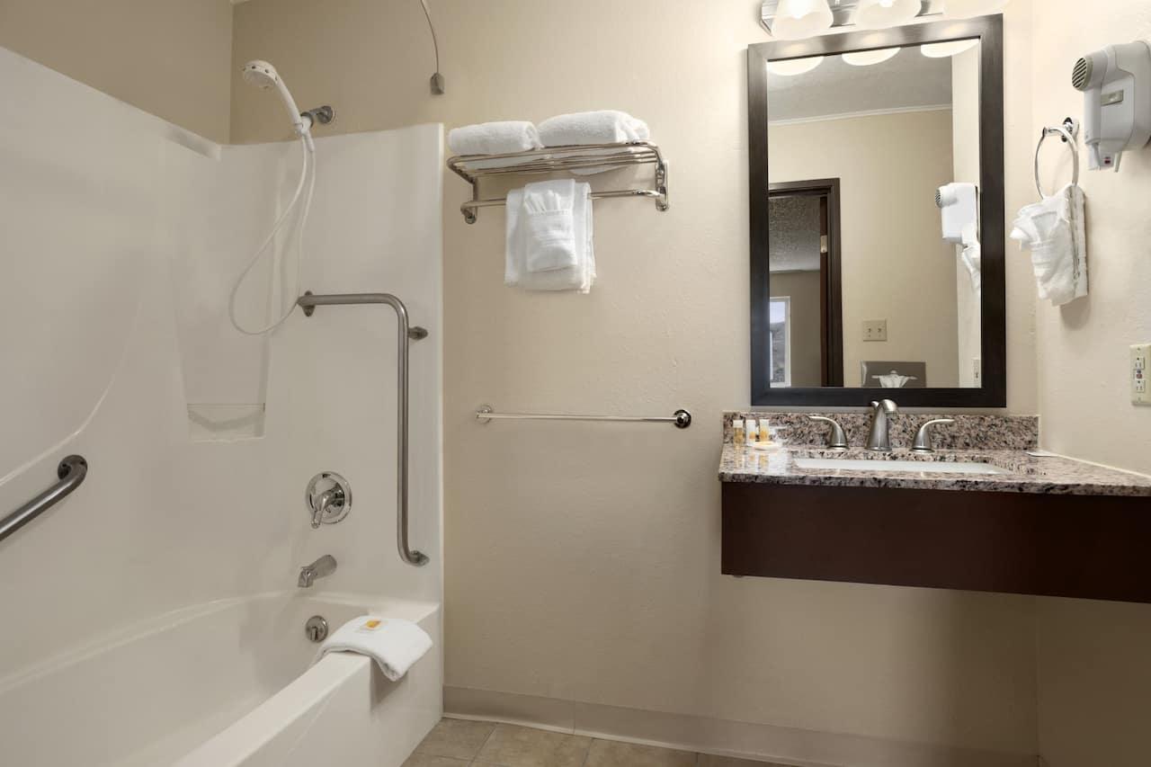 at the Days Inn & Suites Gunnison in Gunnison, Colorado