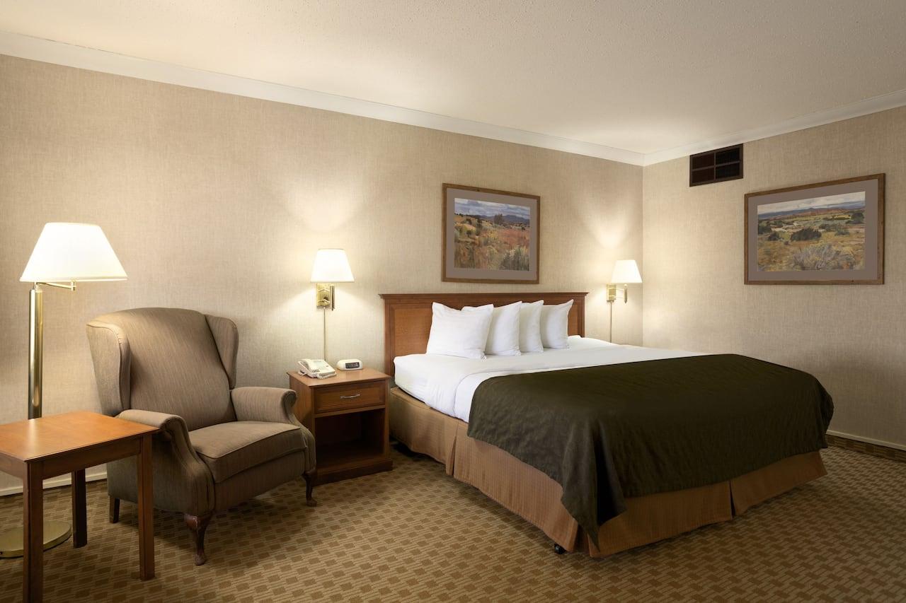 at the Days Inn & Suites Trinidad in Trinidad, Colorado