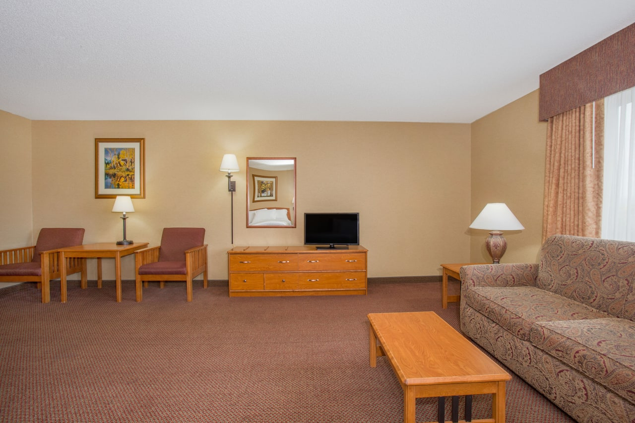 at the Days Inn Wellington Fort Collins Area in Wellington, Colorado